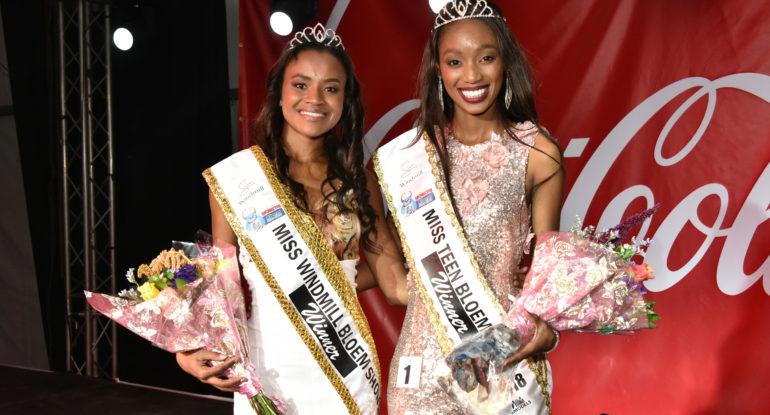 Bloem Show Beauty Pageants 2019   Bloemskou